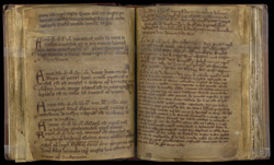 The Years 1256-1274 In The Chronicles Of The Kings Of Man And The Isles ('The Manx Chronicle')